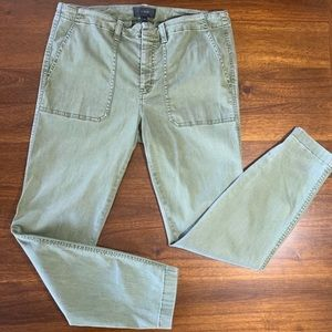 J.Crew Skinny Stretch Cargo Pants Size 31